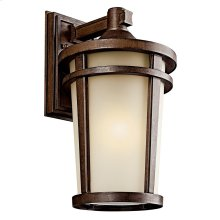 Atwood Collection Atwood 1 Light Fluorescent Outdoor Wall - BST
