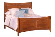 Great Lakes Queen Raised Panel Bed Product Image