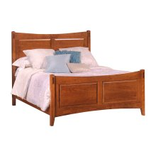 Great Lakes Queen Raised Panel Bed