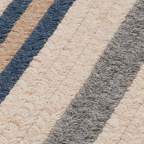 Allure Rug AL59 Polo Blue 7' X 9'