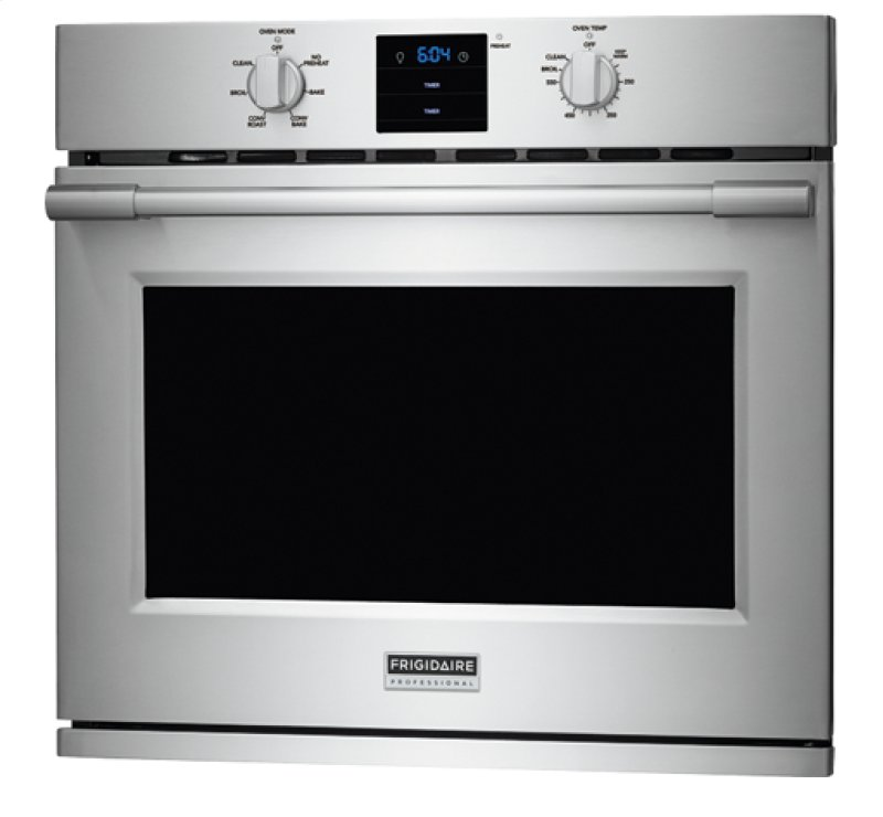 30 Single Electric Wall Oven