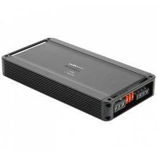 D class monoblock mobile audio amplifier in Black