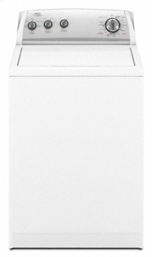 Used White Whirlpool® 3.5 cu. ft. Top Load Washer