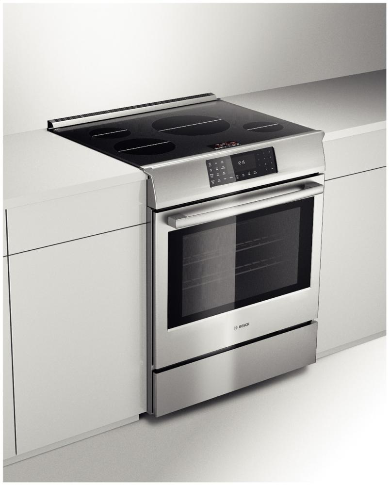 Bosch Benchmark Vs Miele Slide In Induction Ranges Reviews