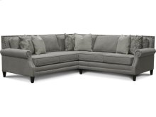 Palmer Sectional with Nails 7L00N-Sect