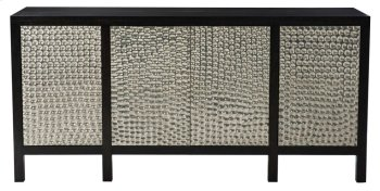 Beauville Credenza in Black Truffle Product Image