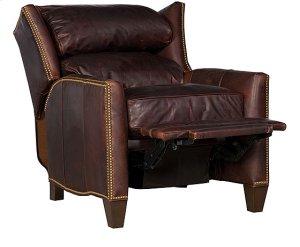 Santorini Leather Recliner