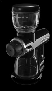 Burr Coffee Mill - Onyx Black Product Image