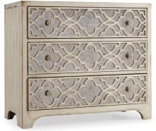 Sanctuary Fretwork Chest-Pearl Essence