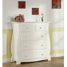 Bergamo 4 Drawer Dresser