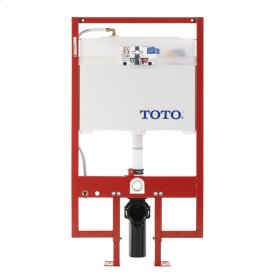 DUOFIT In-Wall Tank System, 1.6 GPF & 0.9 GPF - PEX Supply - Cotton