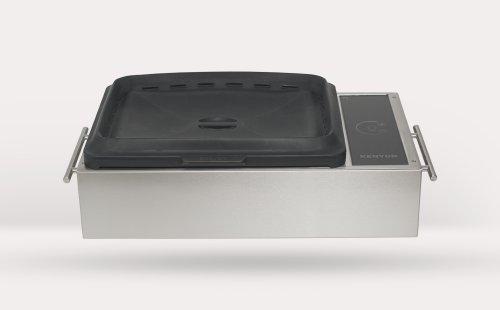 240v SilKEN® Portable Grill