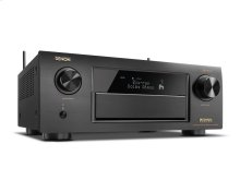 11.2 Channel Full 4K Ultra HD AV Receiver with built-in HEOS wireless technology, Dolby Atmos, DTS:X, HDCP2.2/HDR, MultEQ XT32, 8/3 HDMI In/Out, AL24 plus, Monolithic Amplifier Design. Now available control with Amazon Alexa voice commands.