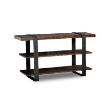 444-825 STBL Timber Forge Sofa Table