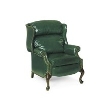 Alexander Bustle Back High-Leg Recliner