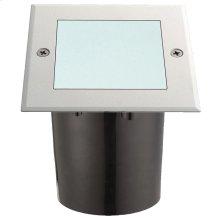 INGROUND,1.7W LED - Stainless Steel