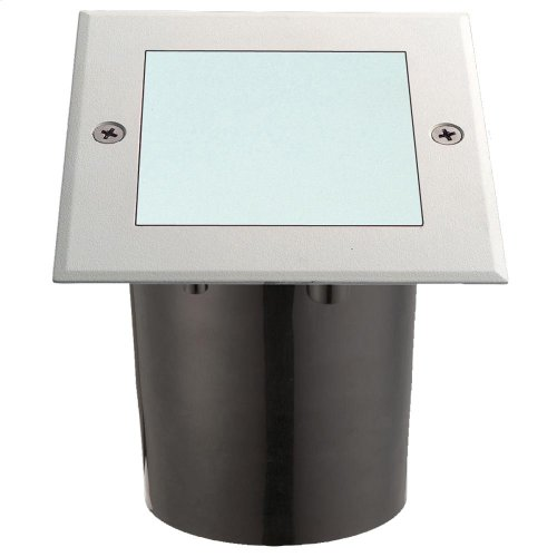 INGROUND,1.7W LED - Stainless Steel