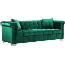 """Kayla Velvet Sofa - 90"""" W x 37"""" D x 31"""" H"""