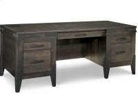 Chattanooga Double Pedestal Executive Desk Product Image