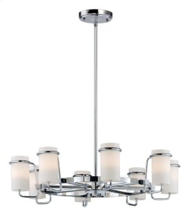 Avant 8-Light Chandelier
