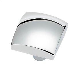 Style Cents Knob A520 - Polished Chrome