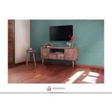 "60"" TV-Stand w/2 Drawers, 2 Doors & 1 Shelf"