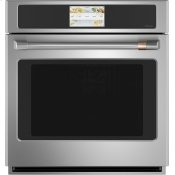 "27"" Smart Single Wall Oven with Convection"