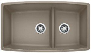 Blanco Performa 1-3/4 Medium Bowl - Truffle