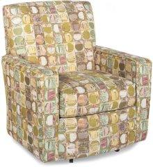 Hickorycraft Swivel Chair (005010SC)