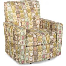 Hickorycraft Swivel Chair (005010SC)