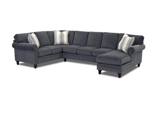 Living Room Carter Sectionals K94410-FAB-SECT