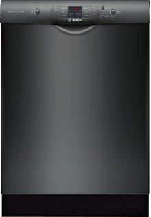 "100 Series 24"" Scoop Handle Dishwasher, SHEM3AY56N, Black"