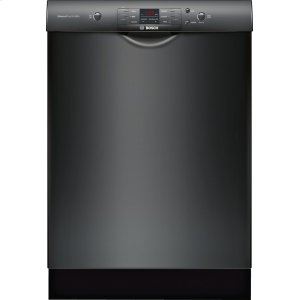 Bosch100 Series Dishwasher 24'' Black