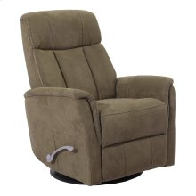 Holmes Bark Manual Swivel Glider Recliner