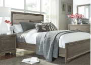 Queen Uph Bed, Dresser & Mirror, N/S Product Image