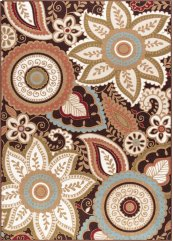 Majesty - MJS1308 Brown Rug