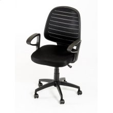 Modrest Arthur Modern Black Office Chair