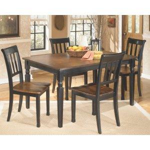 Ashley FurnitureSIGNATURE DESIGN BY ASHLEOwingsville Dining Room Table