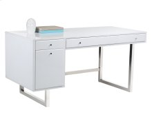 Camden Desk - White