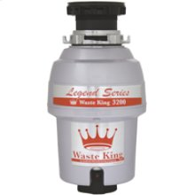 Waste King Legend 3200 3/4 Horsepower Disposer