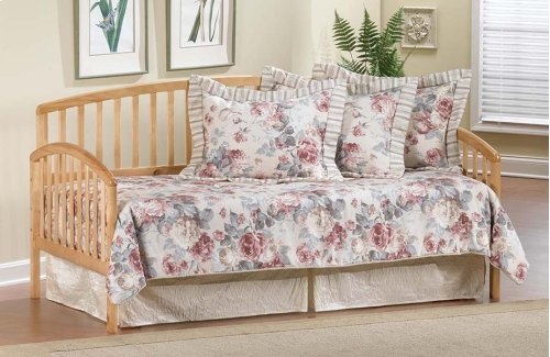 Carolina Daybed - Back - Country Pine