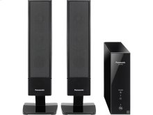 Panasonic SC-HTE1 Amplifier Speaker System