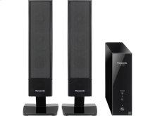 Panasonic SC-HTE1 Amplifier Speaker System