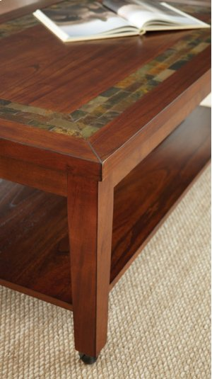 """Davenport Chairside End Table 24""""x13""""x24"""""""