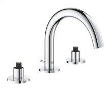 """Atrio 8"""" Widespread Two-Handle Bathroom Faucet S-Size"""