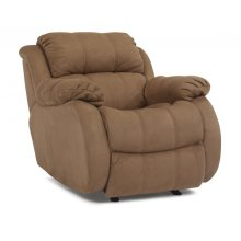 Brandon Fabric Power Gliding Recliner