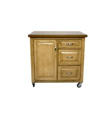 Sunset Trading Brook Kitchen Cart - Sunset Trading