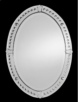 Graziano Oval Mirror