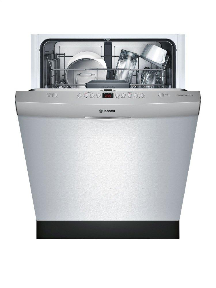 Shs63vl5uc Bosch Dishwasher 24 Stainless Steel Stainless