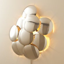 Orb Sconce-Right